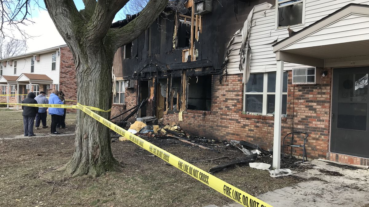 Mercer County fire does $500k in damage, building a total loss
