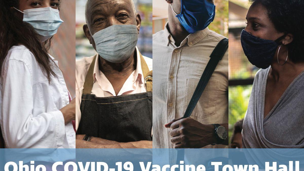 Coronavirus: Ohio Department of Health launches series of COVID-19 vaccine town halls