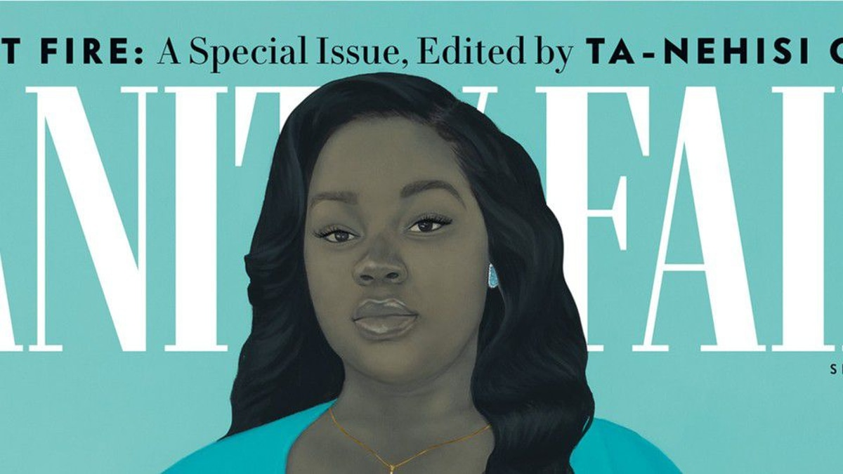 Breonna Taylor Honored On Vanity Fair Cover