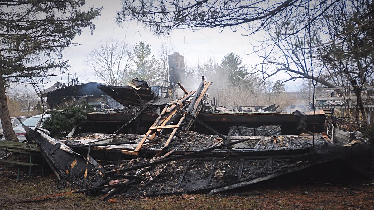 Mad River Twp. house fire ruled arson; Dayton man arrested on multiple charges