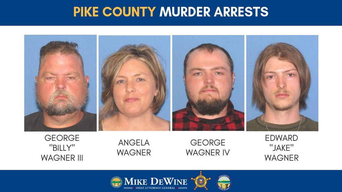 Pike County murders: Court dates set for Wagners accused in killings