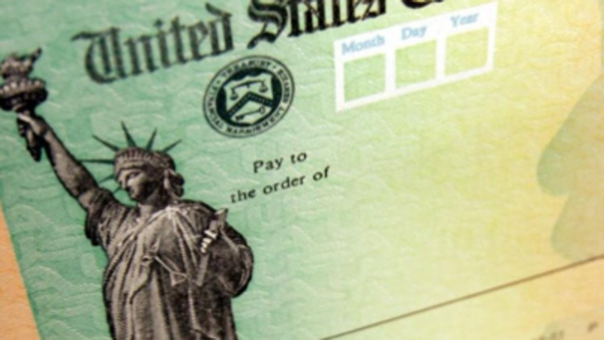 Feds sent out $1.4 billion in stimulus checks to dead people
