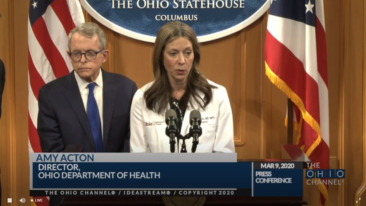 Coronavirus: State health Director Acton officially lifts Stay-at-Home order