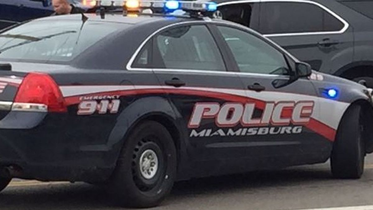 Naked man spotted walking along Heincke Road in Miamisburg