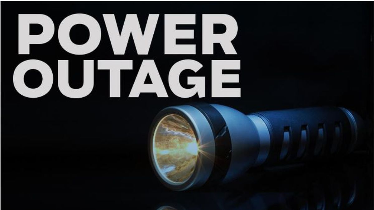 UPDATE: Power restored after overnight outage in Clark County