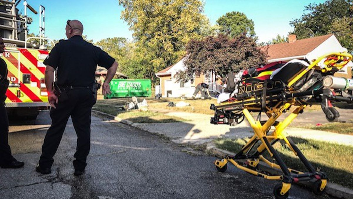 Fire in vacant Trotwood house being rehabbed causes at least $5K in damage