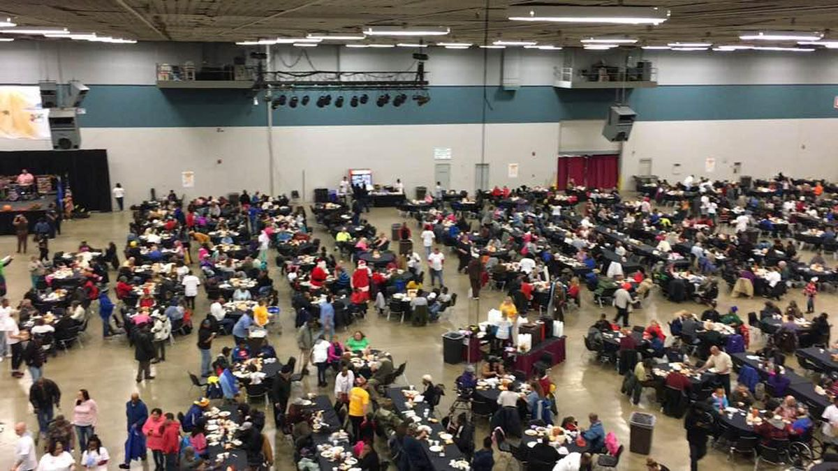 Annual Feast of Giving at Dayton Convention Center canceled