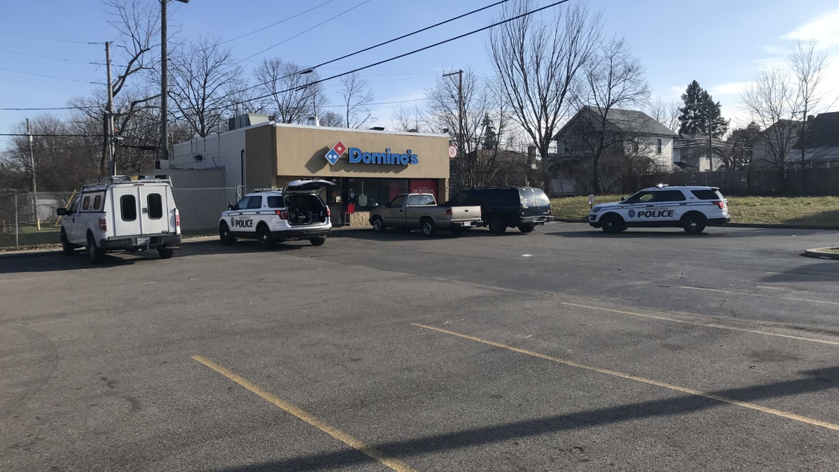 Police: Robber jumps counter, attacks worker at Domino's in Springfield
