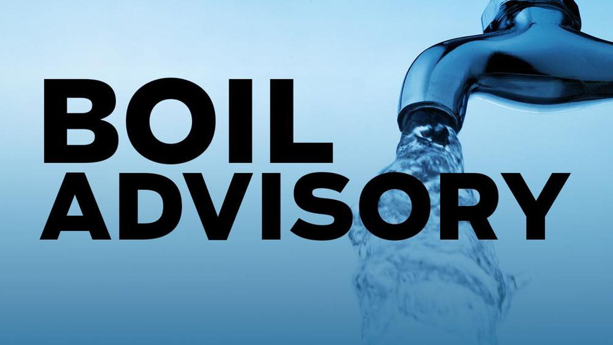 Entire village of South Charleston under boil advisory