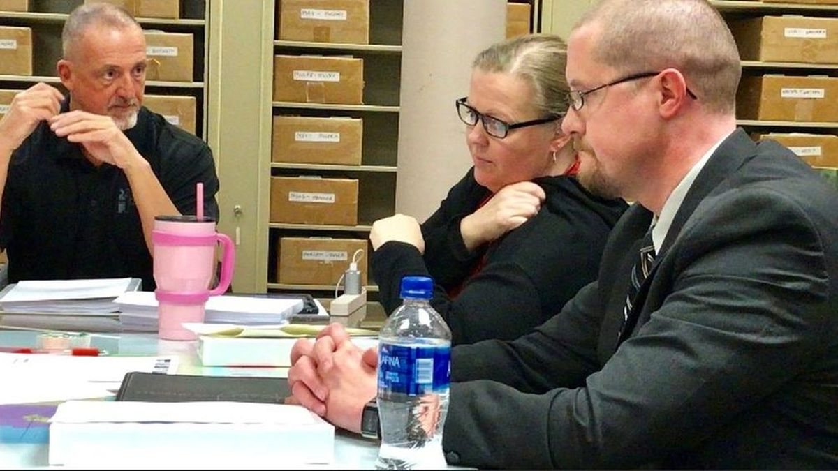 State election investigators will be in Miami County today