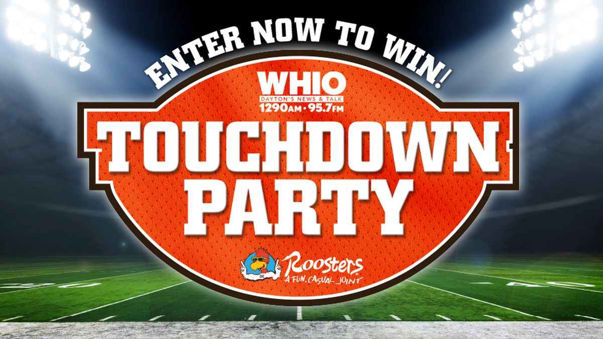 WIN a Touchdown Party from Roosters