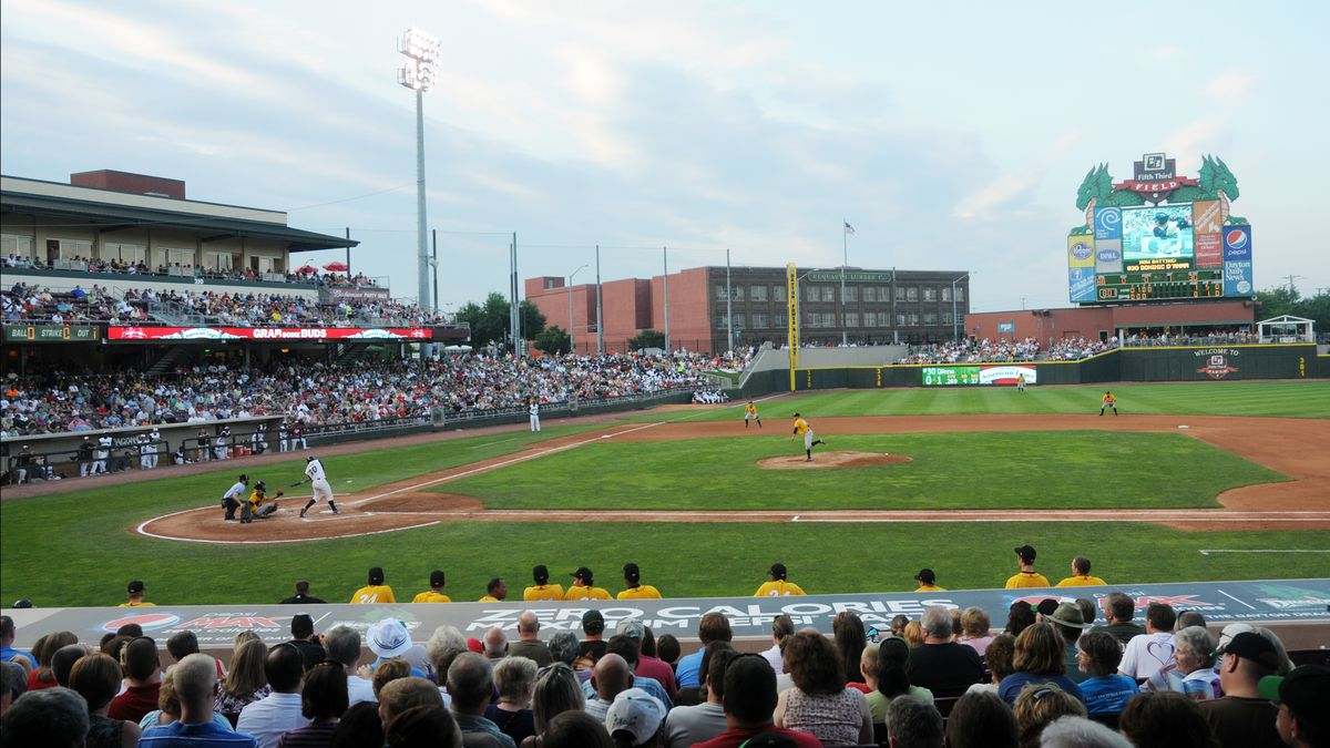 Dayton Dragons to play double header tonight after Oregon District shooting