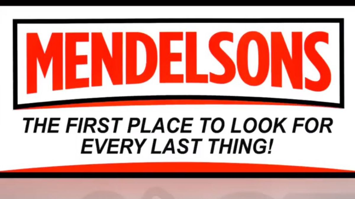 Mendelson's provides free merchandise for non-profit business today