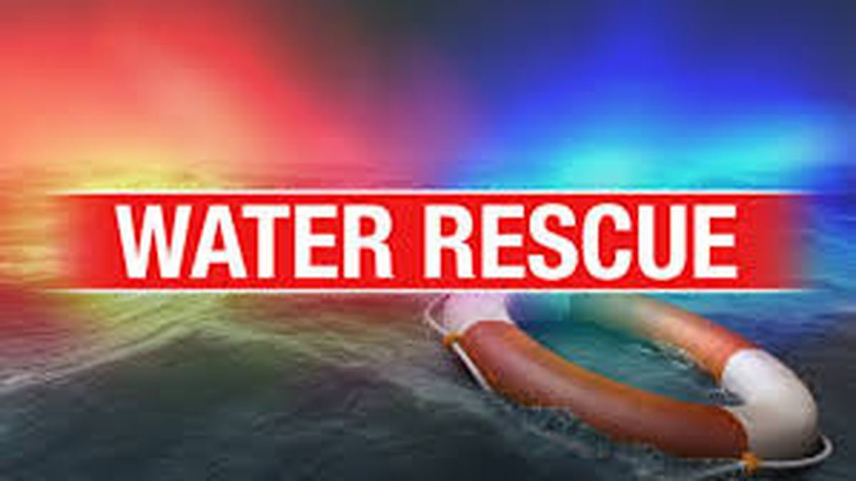 19-year-old male rescued from creek in Darke County