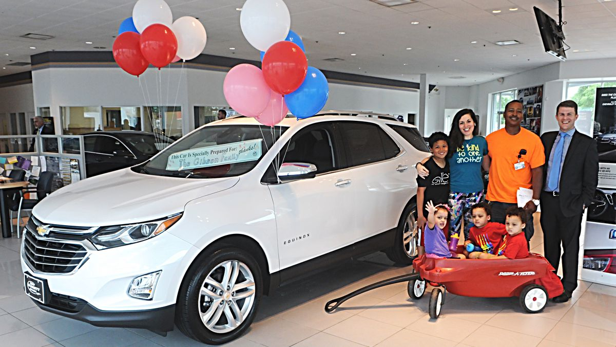 Jeff Schmitt Auto Group Gives Away Another Vehicle