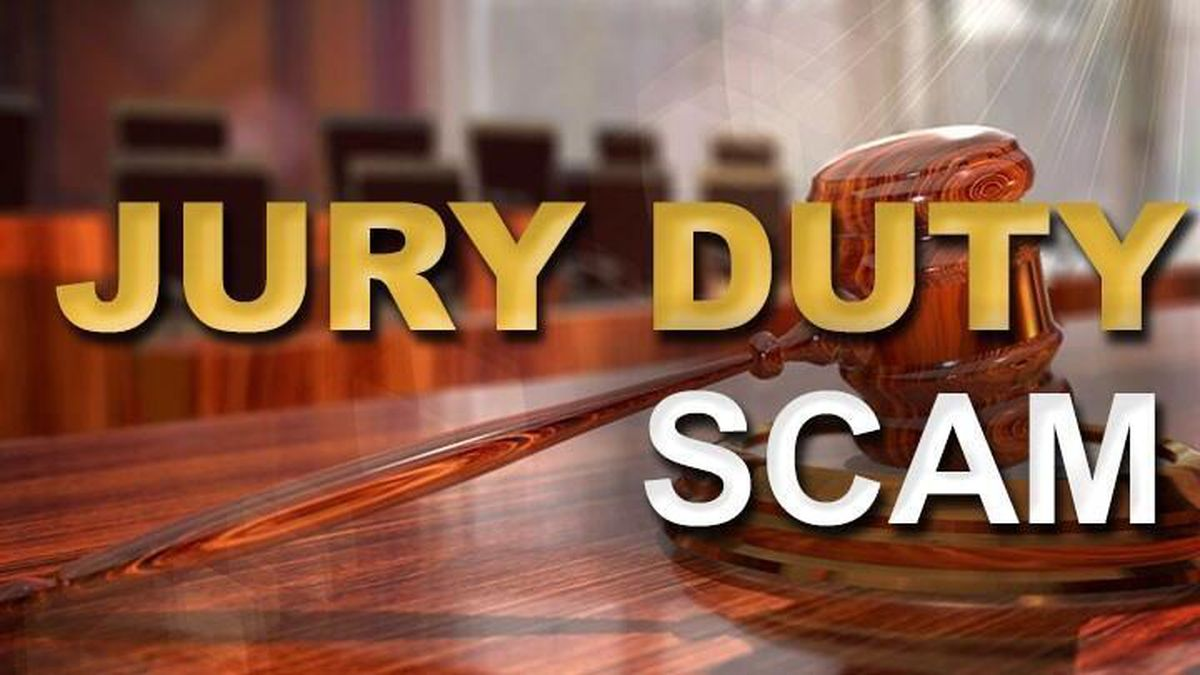 Scam alert: Miami County Sheriff's Office warns of jury duty hoax