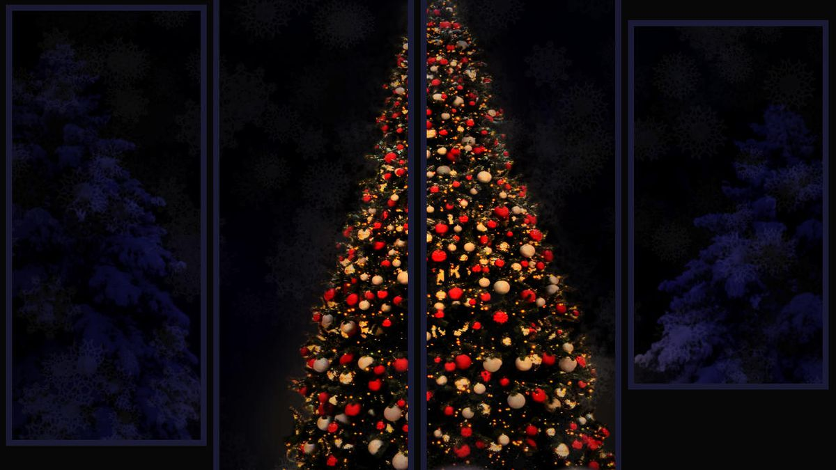 Northridge hosts 3rd annual Christmas Tree Lighting with Montgomery County sheriff