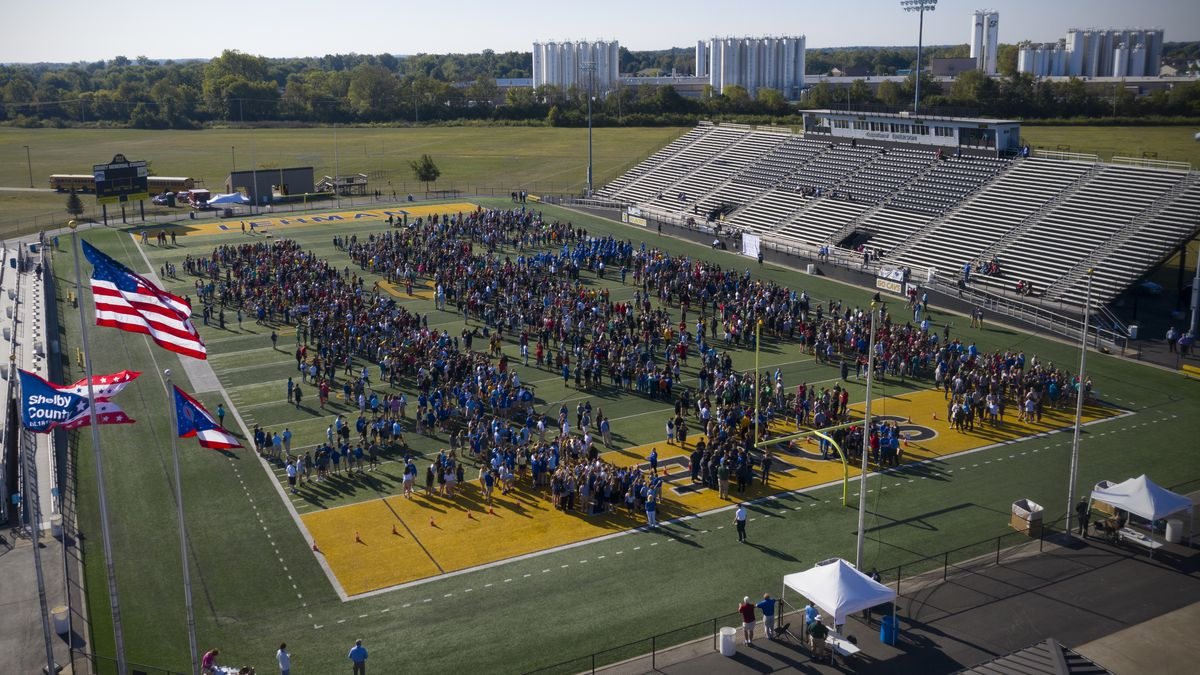 Shelby County breaks Guinness World Record as part of yearlong bicentennial celebration