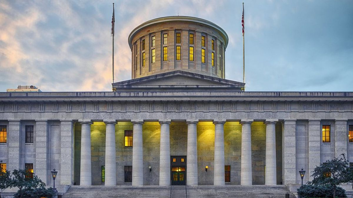 Slavery permitted under one condition in Ohio, legislature could ask voters to change that