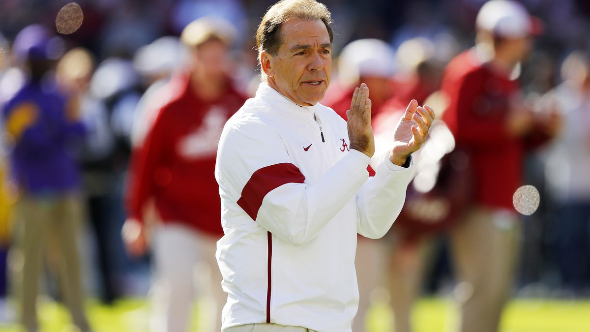 SEC says false positive: Nick Saban to coach from sideline after fifth negative COVID-19 test