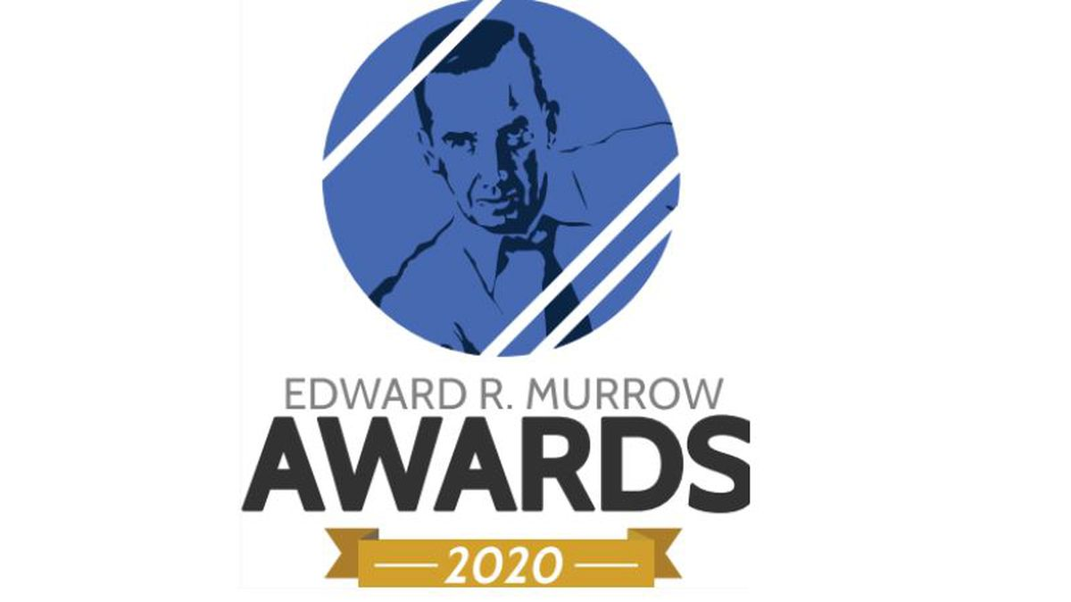 WHIO-TV wins Edward R. Murrow awards.