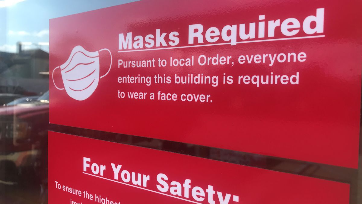 15 Ohio businesses warned by ODH for retail mask compliance violations last week