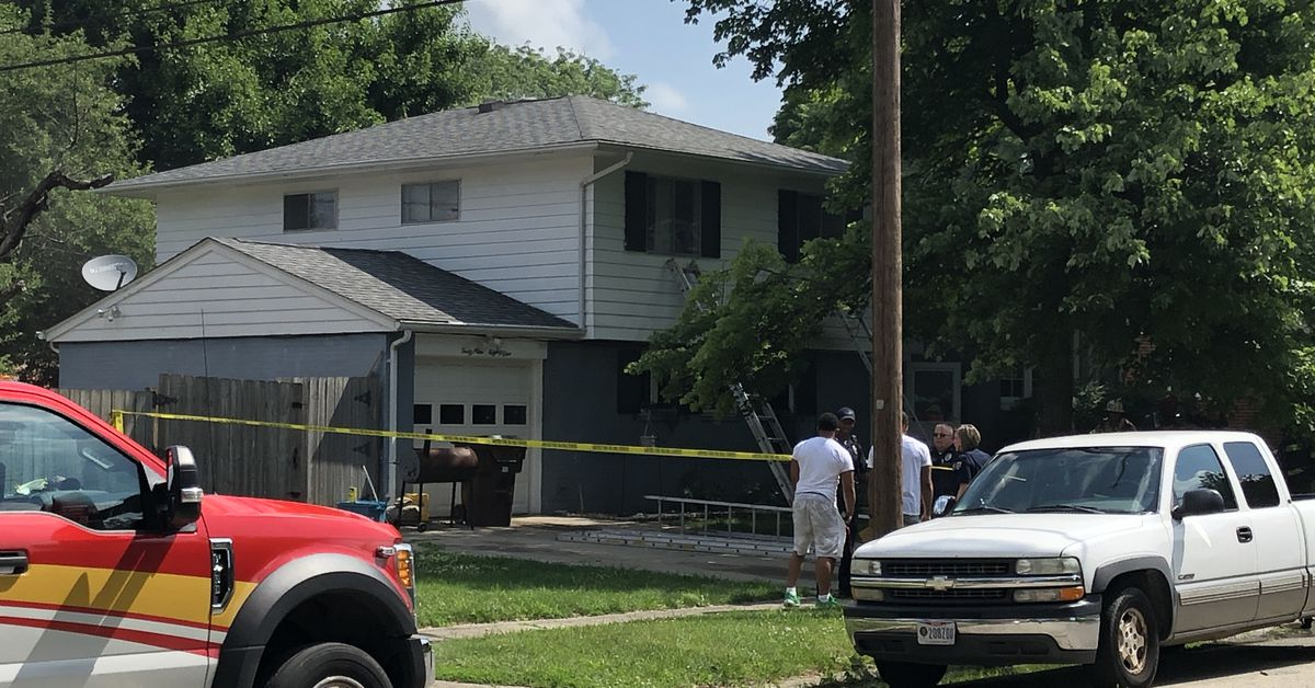 Alhambra Court fire damages Trotwood home owned by woman wanted in Dayton shooting