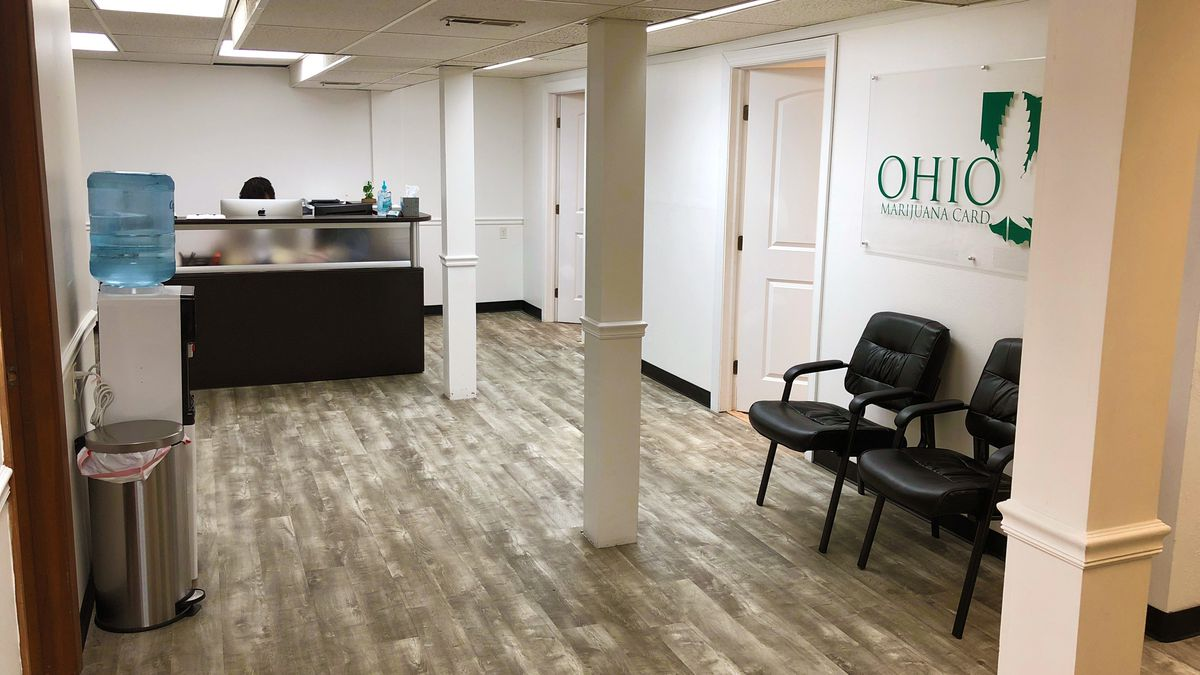 Dayton area gets state-certified medical marijuana doctor's office