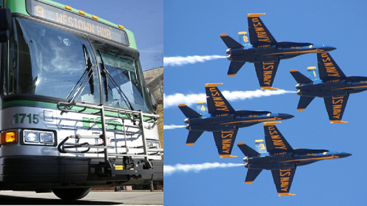 RTA offers express shuttle service to Dayton Air Show
