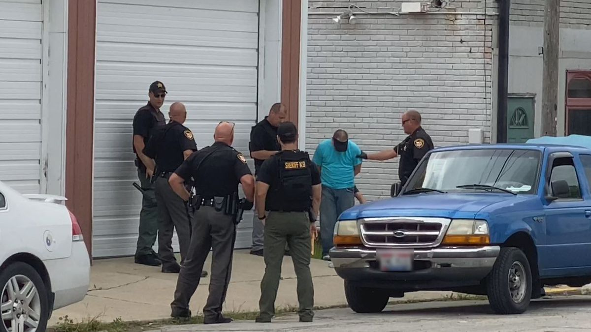 UPDATE: Identity of man arrested after Darke County robbery released