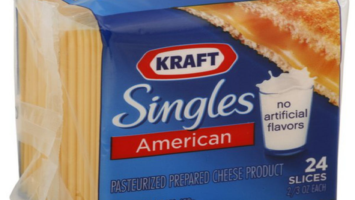 Kraft Heinz expands recall for cheese slices