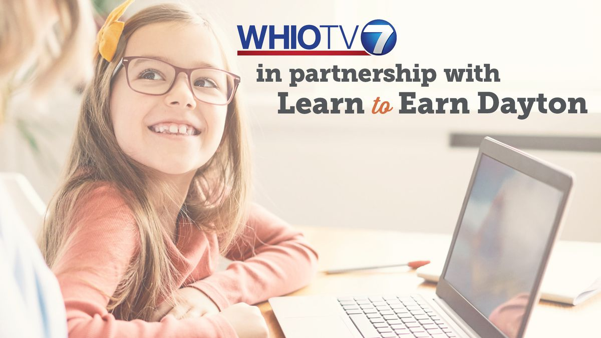 WHIO-TV is partnering with Learn To Earn Dayton to provide supplies to students in need