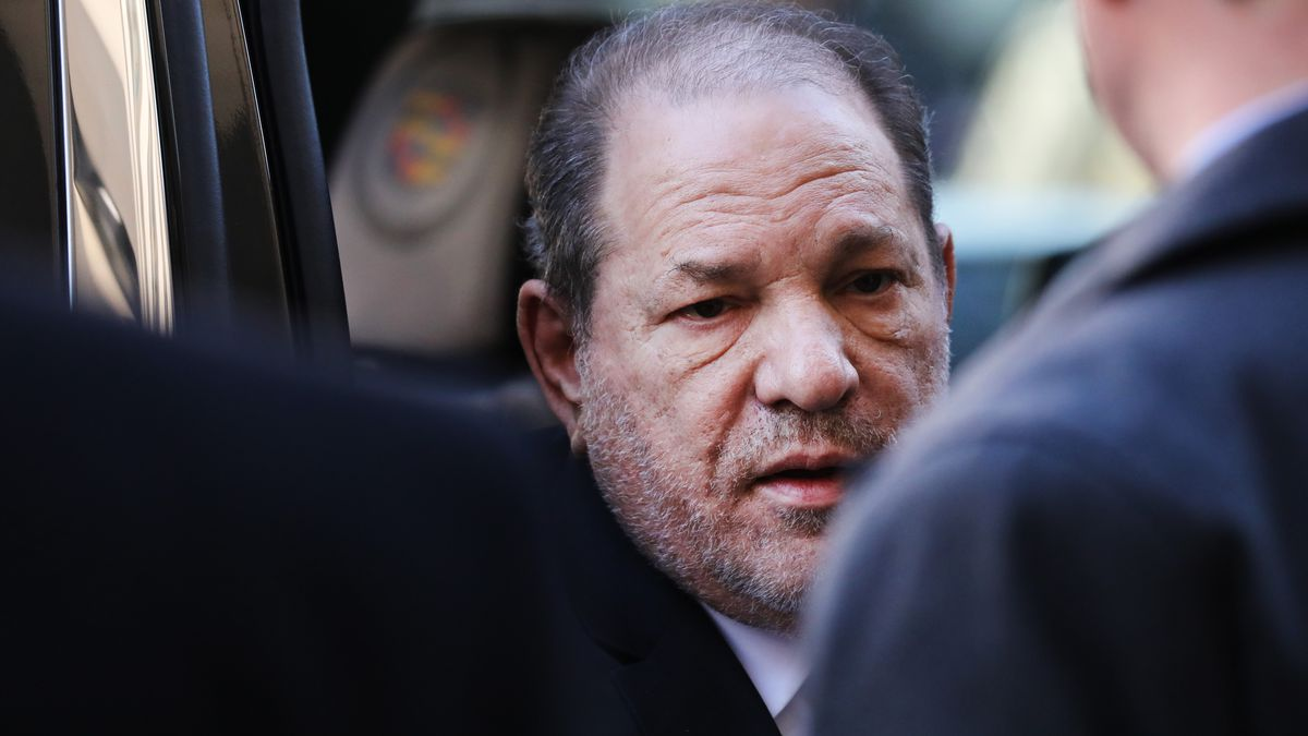 Harvey Weinstein charged with the rapes of two more women