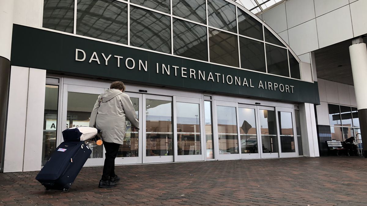 Flights to and from Dayton canceled as snowstorm hits Chicago