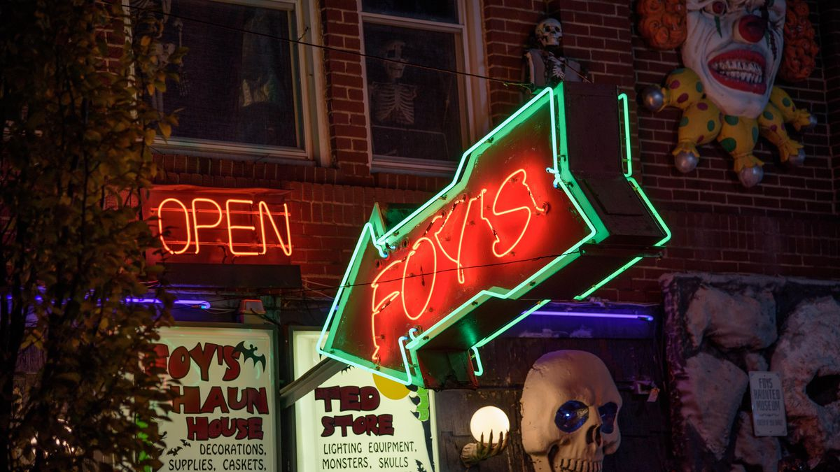 11 things you didn't know about Fairborn's famous Foy's