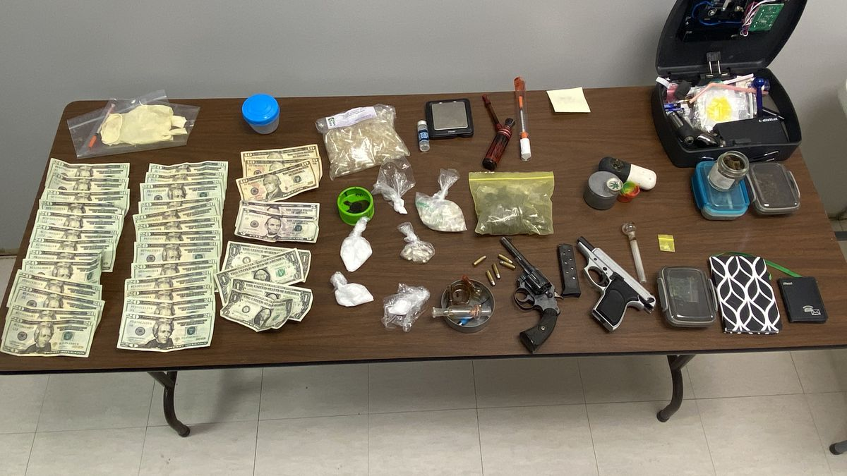 3 adults arrested after narcotics search warrant in Preble County
