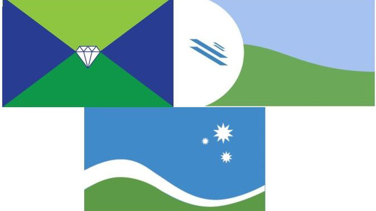 3 finalists named in Dayton flag design competition