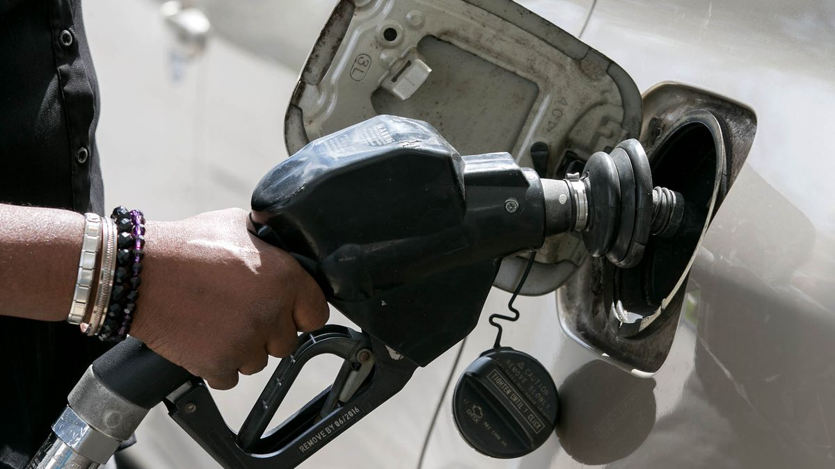 AAA says rising gas prices could be linked to last week's winter weather