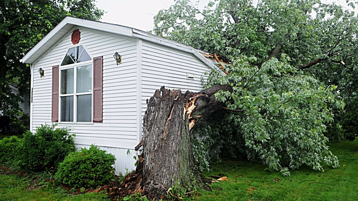 Clark County hit with tornadoes three times in 2 months