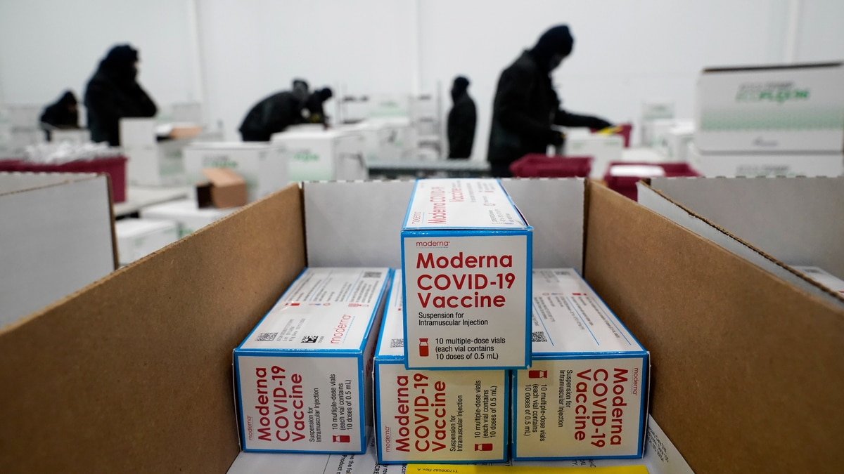 Area health departments receive first doses of COVID-19 vaccines; EMS workers a priority