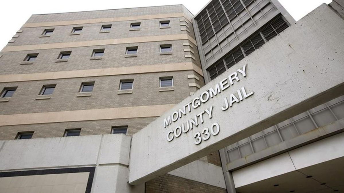 Coronavirus: Over 300 inmates released from Montgomery County Jail