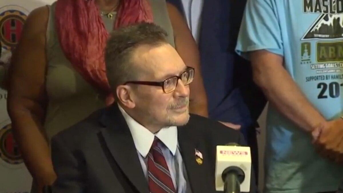 Former Hamilton County commissioner Todd Portune Dies