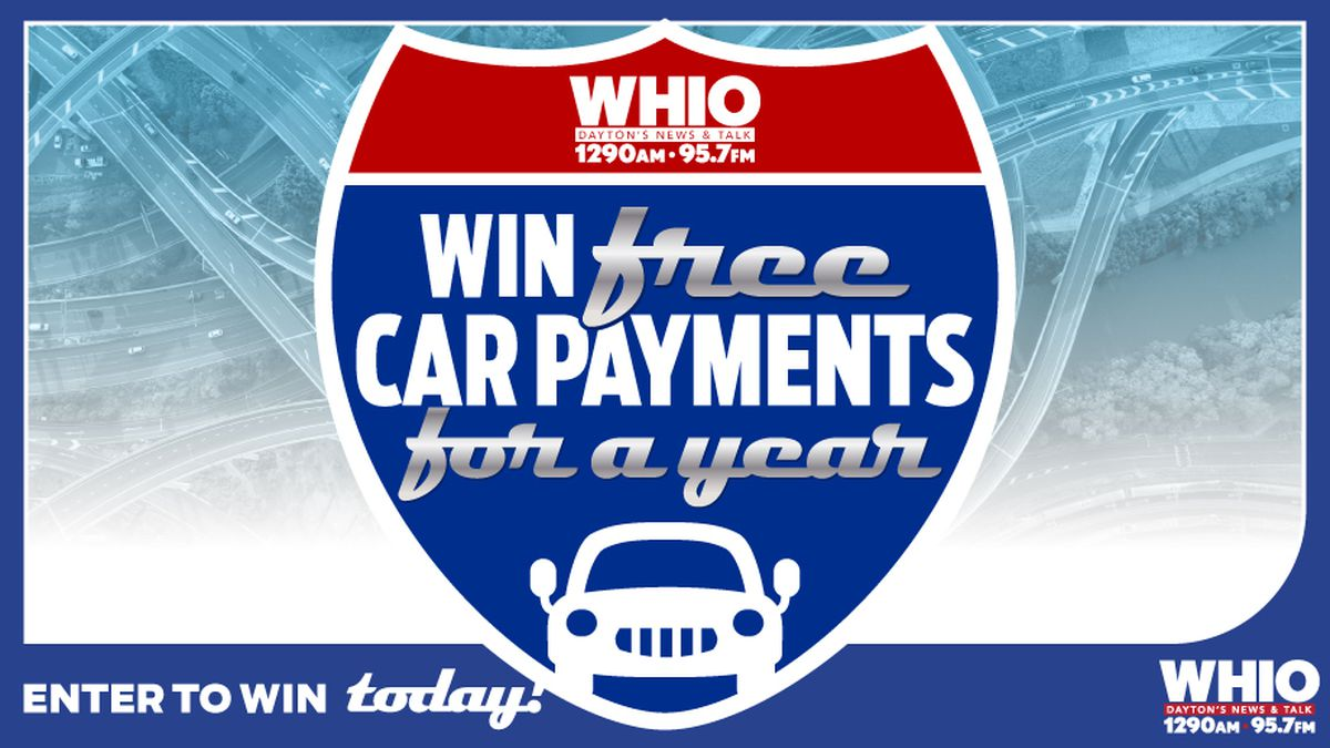 WHIO Radio wants to pay your car payments for a year!