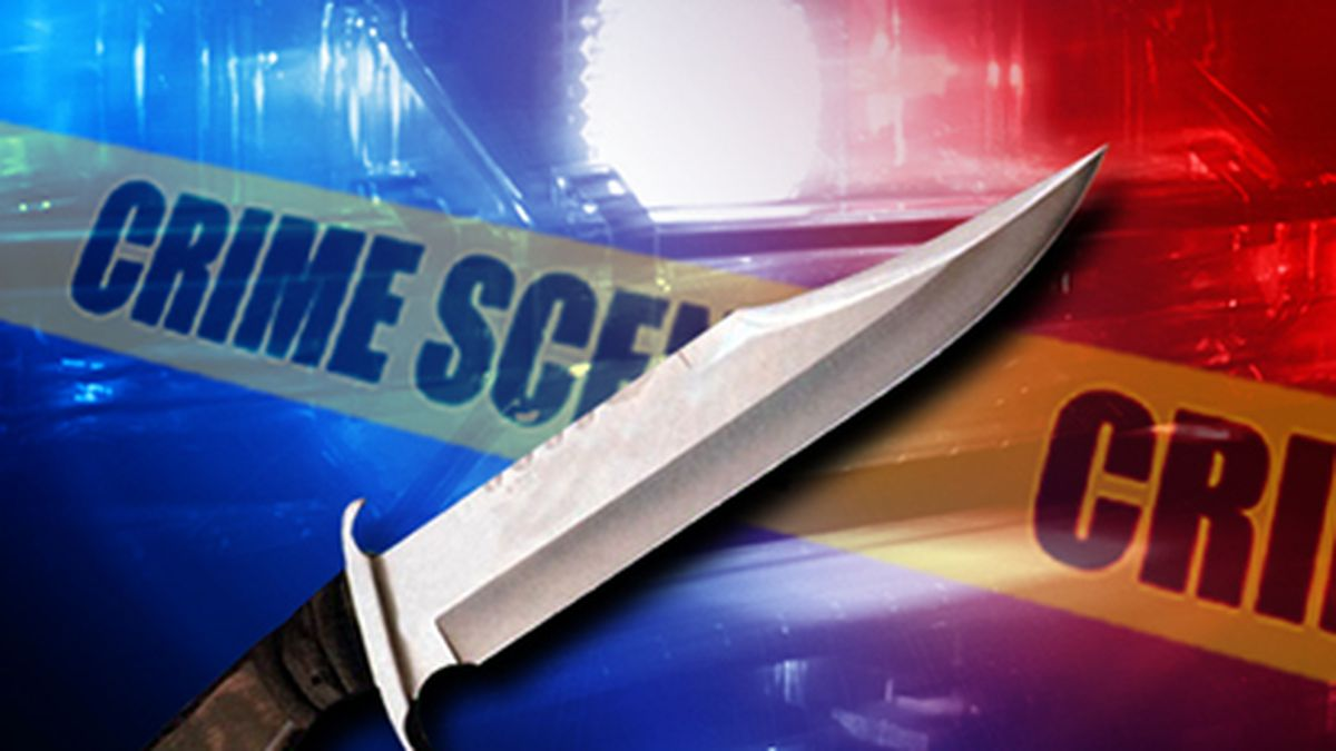 Woman facing charges after throwing knife during argument