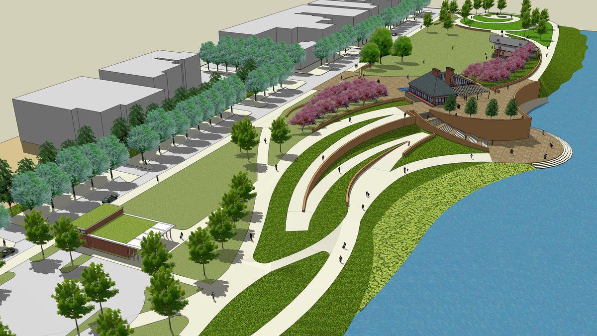 Miamisburg OKs scaled down riverfront park plan