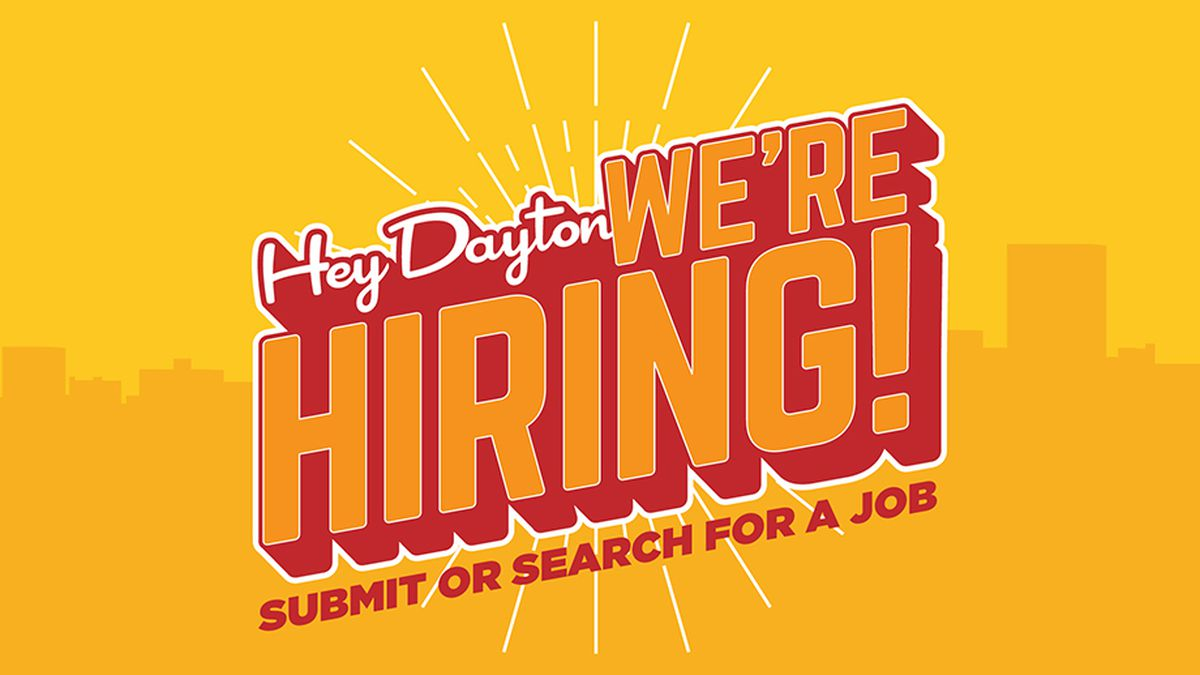 Hey Dayton, We're Hiring - Home Services Job Listings