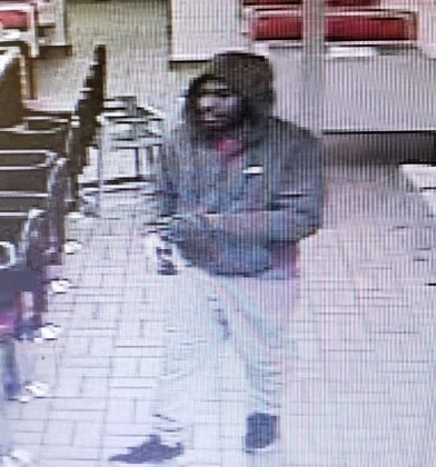 Do you recognize this suspected Waffle House robber?