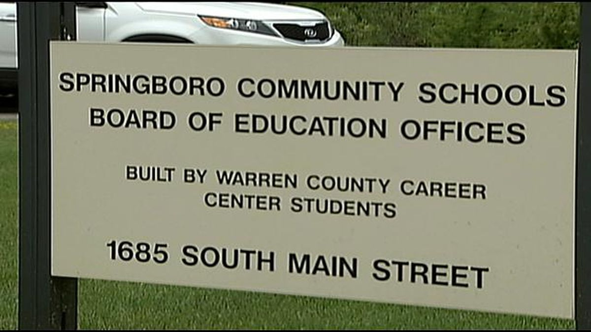 Back to School: Springboro Schools district reports confirmed case of COVID-19