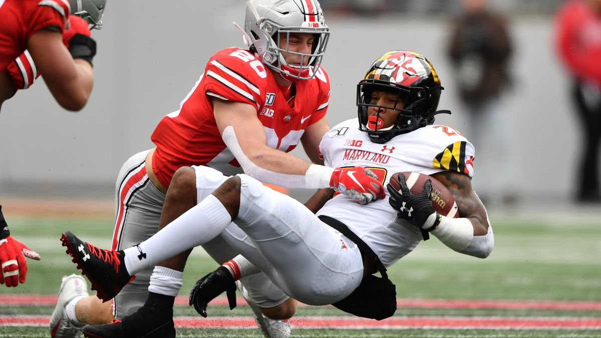 Ohio State-Maryland: Buckeyes score early, often in another blowout victory