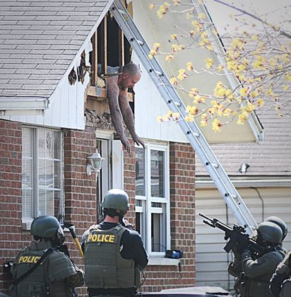 Standoff damage: Who is responsible for repairs?